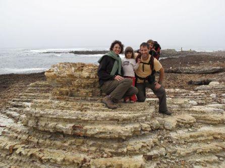 תמונה משפחתית Montania de Oro - Morro Bay